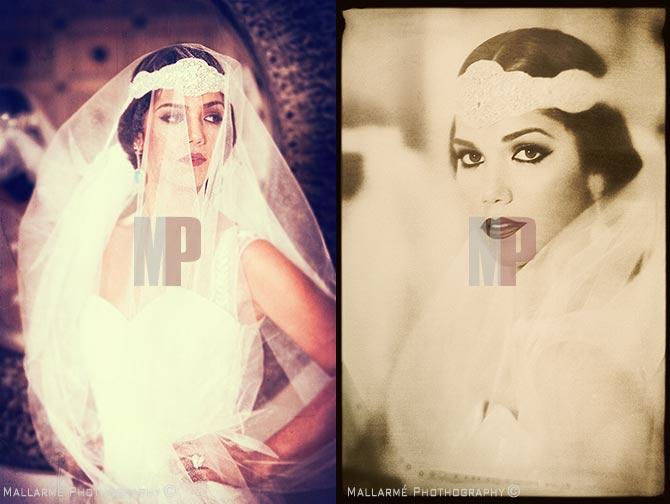 editorial de moda de novias