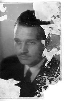 Retrato Eloy Mella director de fotografía de cine